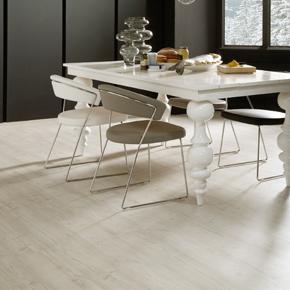 Designatex Columned Ash luxury vinyl flooring