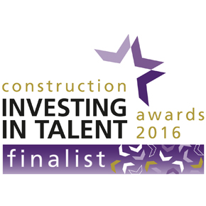 Construction Investing in Talent Awards 2016