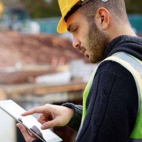 Construction iPad