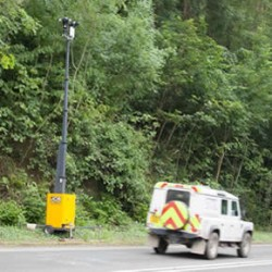 JCB Smart Tower protection and monitoring solution