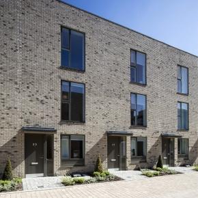 Crest Nicholson HALO Cambridge Rationel windows
