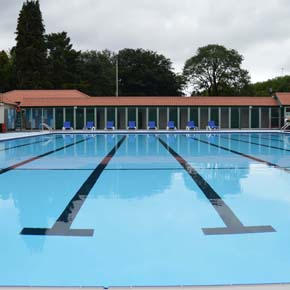 The National Lido of Wales