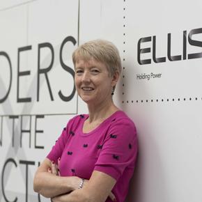 Dawn Williamson - Ellis sales manager