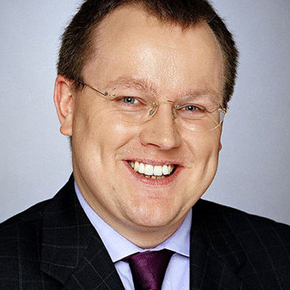 BBC Journalist Declan Curry