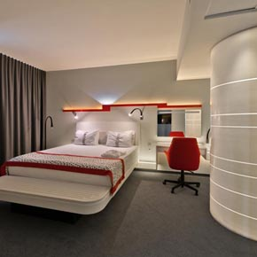 Dupont Corian at Holiday Inn