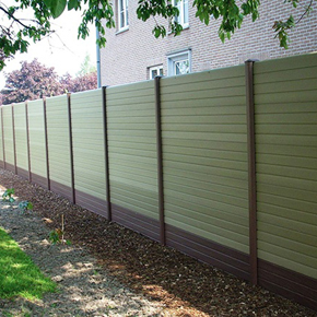 Eurocell Composite Fencing