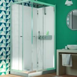 Eden corner shower cubicle