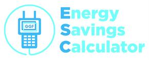 Energy Saving Calculator Icon V2