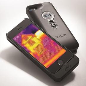 FLIR ONE thermal camera