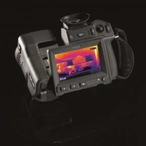 T1K thermal imaging camera