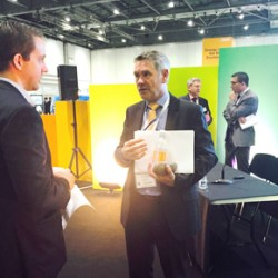 The Glass and Glazing Federation at EMEX 2015