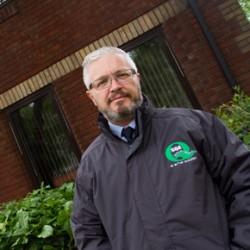 GQA Chief Executive Mick Clayton