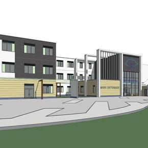 Goresbrook School is to be built using offsite construction methods