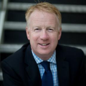 HS2 chief executive Mark Thurston