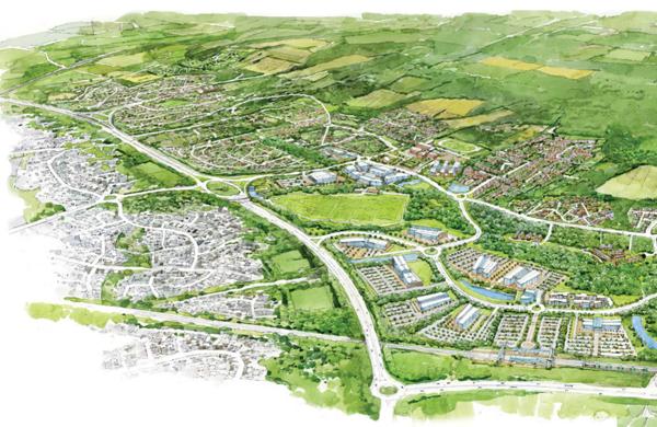 Horsham District development