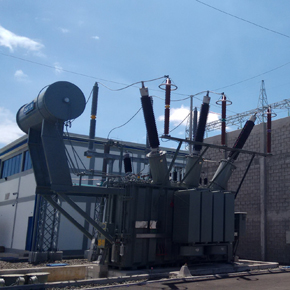 Ellis cable cleat installation in Costa Rica