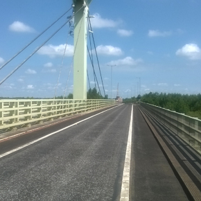 IKO's Permatrack Bridge Surfacing system specified to resurface Ouse Swing Bridge