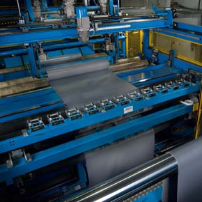 IKO Polymeric's new packaging line