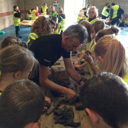 Sandtoft clay workshop in Lincoln
