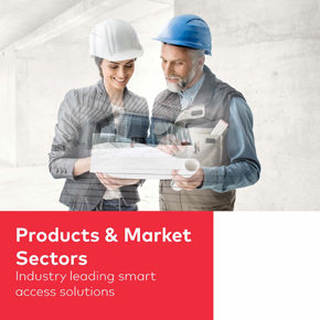 dormakaba Products and Market Sectors brochure