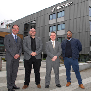 Tekla software at Dudley College