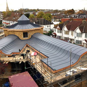 Sika Sarnafil single ply roofing solution