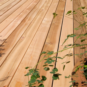 Cedardeck decking