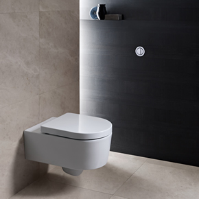 Geberit remote flush buttons