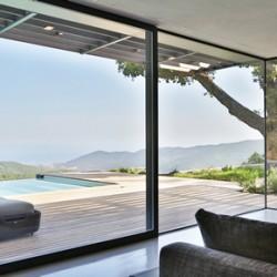 Cornerless glazing from Imago