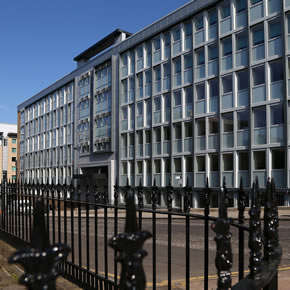 Student accommodation at Blythswood House