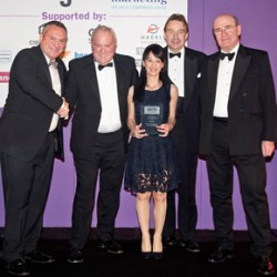 MRA Marketing collects Strategic Planning & Management award