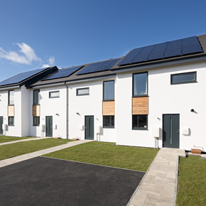 Valleydale Mews, a BIM only construction project