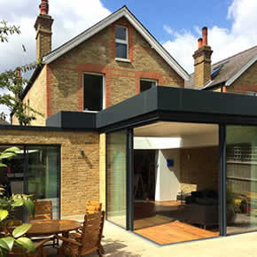 Flushglaze fixed rooflights from Glazing Vision