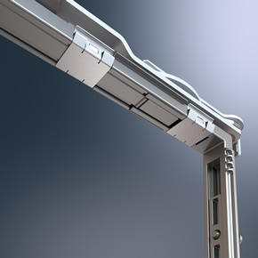 AvanTec SimplySmart window fittings