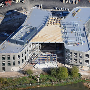 SFS solution for Moneypenny HQ