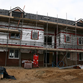 Acoustic and thermal insulation for Norwich property