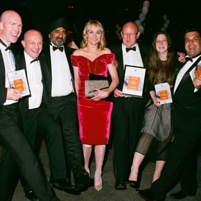 Cundall at the West Midlands Celebrating Construction Awards