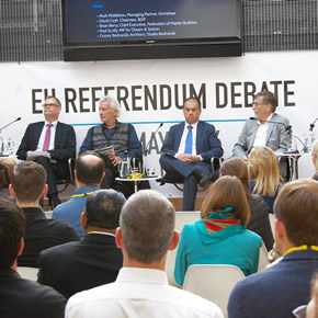 EU Referendum debate