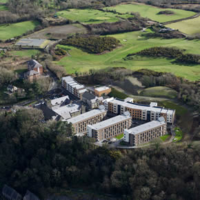 St Mary's student village benefits from Sika-Trocal Type S waterproofing membrane