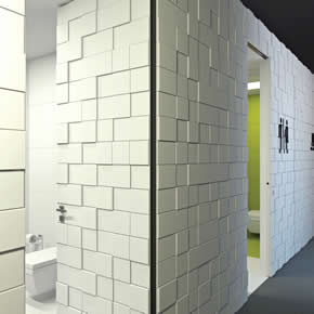 Non-touch technology in commercial washrooms