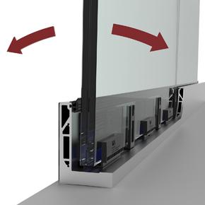 CRL TAPER-LOC 'Adjustable' System