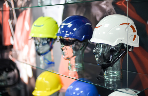 Above-the-neck safety systems from Centurion