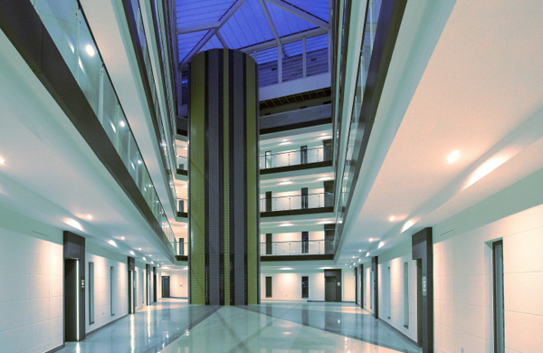 SE Controls' Electricity House project shortlisted for LABC Award