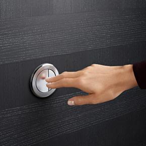 Geberit remote flush buttons