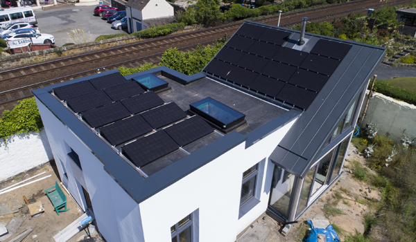 SSR2 Standing Seam Roofing and Cladding system
