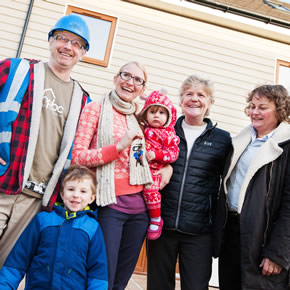 Wienerberger helps to deliever affordable housing initiative