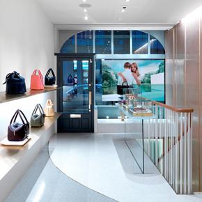 for J&M Davidson boutique