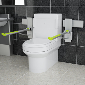 Creating a domestic accessible washroom with Clos-o-Mat