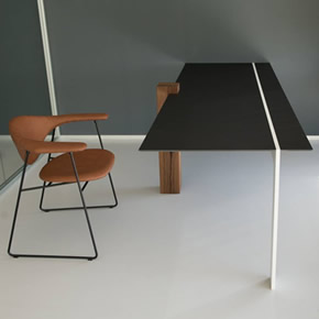 ImHI-MACS solid surface material table