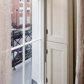 Selectaglaze secondary glazing